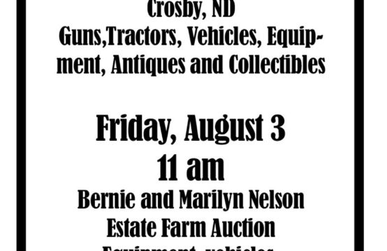 July 21, 2018 &#8211&#x3B; NDFFA Alumni Auction