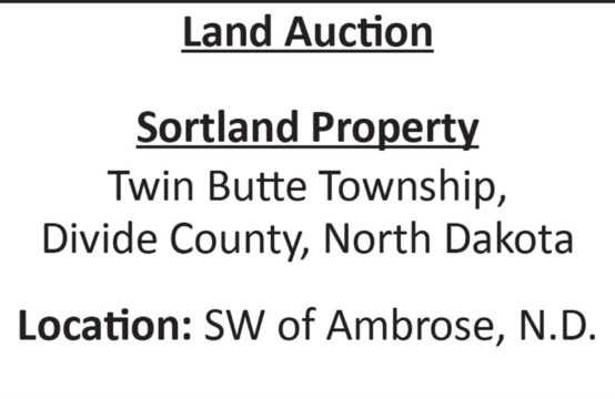 Sortland Property &#8211&#x3B; Land Auction