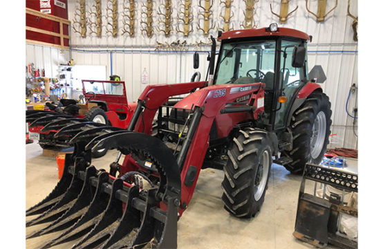 April 15, 2019 &#8211&#x3B; Murrey and Susan Bummer Farm Auction